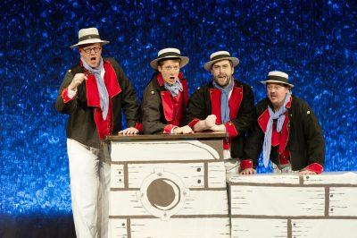 CREATORS - Schmidt Theater - Die Vier von der Pier