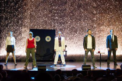 CREATORS - Schmidt Theater - Compilation. – Ein Musicabre