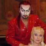 Darius Merstein-MacLeod als Poe's Pilatus