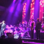 Michael Ball in concert