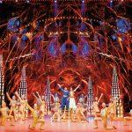 """Ein unerwartet tanzlastiges Bühnenfeuerwerk: """"Disney trifft 42nd Street"""""""