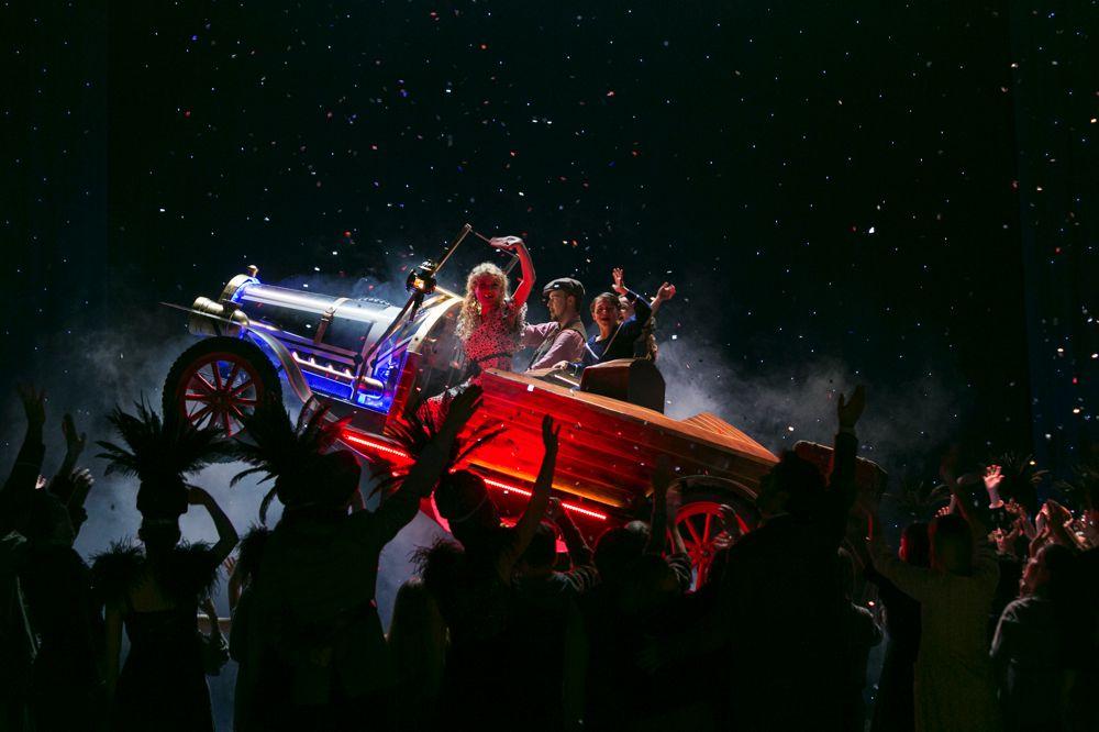 Chitty Chitty Bang Bang lässt das Prinzregententheater abheben!